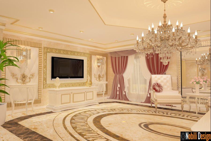 Design interior - case stil clasic-Constanta