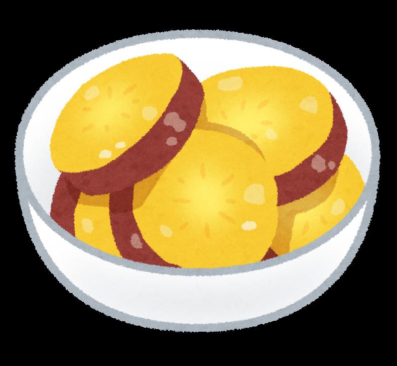 さつまいものレモン煮のレシピ10選|さつまいものレシピ本