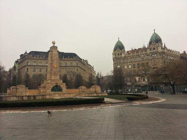 piazza della libertà budapest