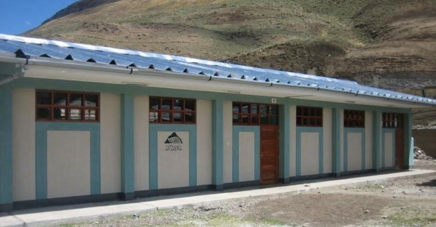 FONDEP: Financiarán proyectos de innovación en colegios de provincia de Bolognesi en Áncash - www.fondep.gob.pe