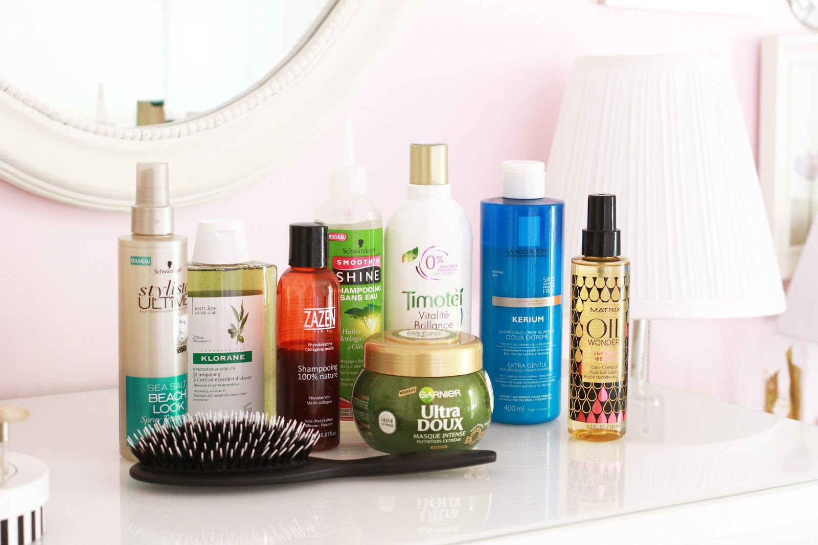 routine cheveux