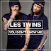 New Music from Les Twins (Beyonce Dancers) .@LarryBourgeois1 .@LesTwinsOff
