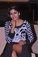 Akshatha in a lovely Leg Split Black Gown Cross legged Latest Stills 05.JPG