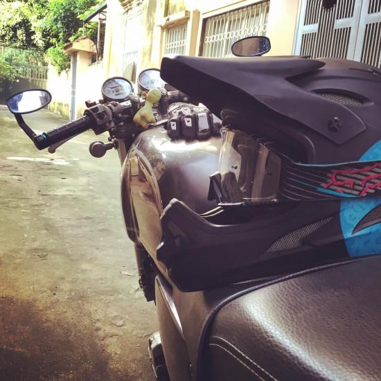 Honda GB250 Clubman: Ngoại hình và động cơ (P2)