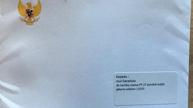 Inul Kaget Pertama Kali Dapat Surat dari Presiden Jokowi, Apa Sih Isinya?