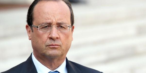 """Hollande: """"El Estado Islámico ha declarado la guerra a Francia"""""""