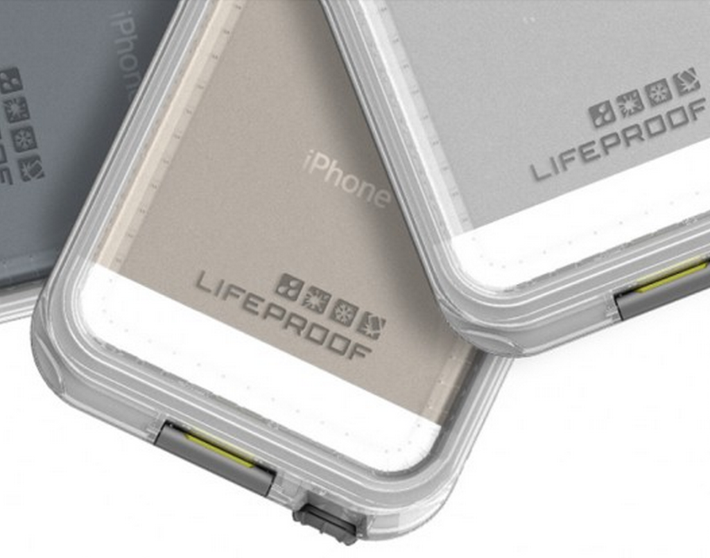 Lifeproof Iphone 5s Case: LifeProof Launches New Touch ID-compatible, Waterproof