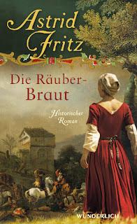 Astrid Fritz - Die Räuberbraut