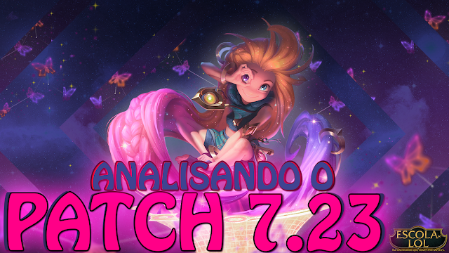 Patch 7.23 do LoL