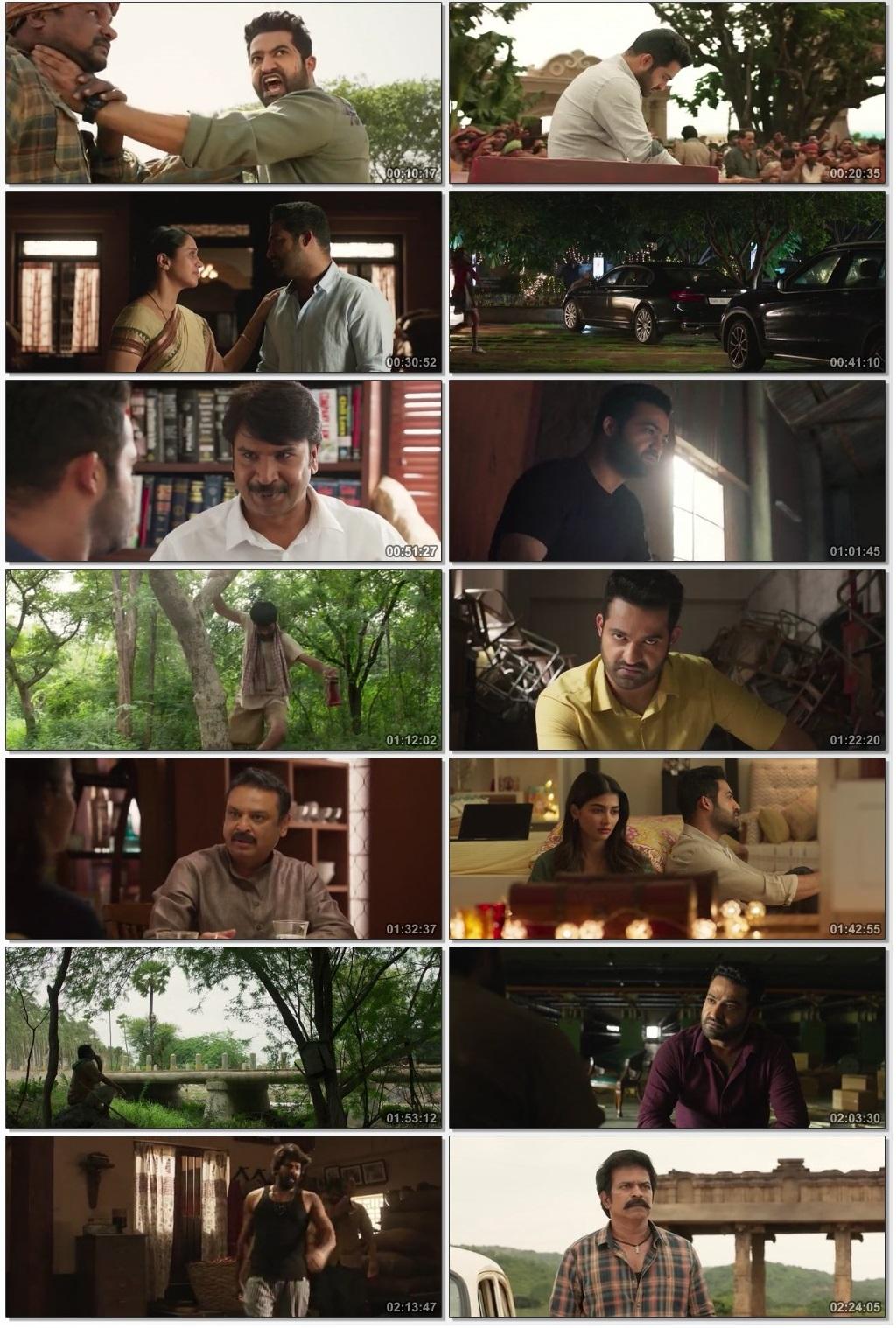 Aravinda Sametha Veera Raghava (2018) Telugu Full Movie Original 480p HDRip 400MB