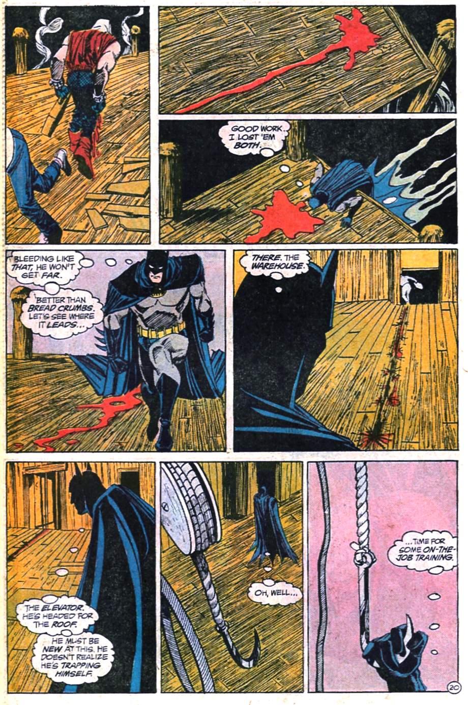 Detective Comics (1937) 598 Page 20