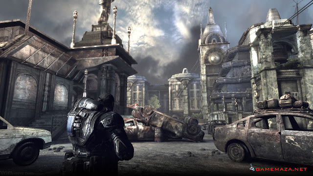 Gears of War 1 Gameplay Screenshot 1