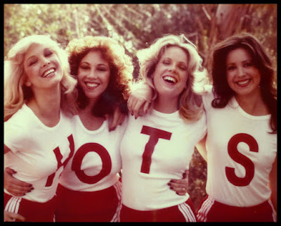 "Susan Kiger, Lisa London, Pamela Jean Bryant, and Kimberly Cameron star as the ""titular"" H.O.T.S."