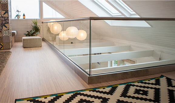 5 Modern Glass Balcony Railing Design Ideas New York Glass Company