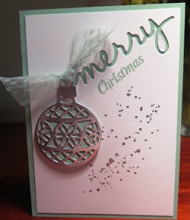 Delicate ornament thinlits Zena Kennedy independent stampin up demonstrator