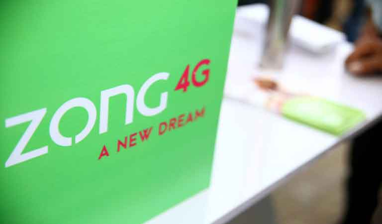 Zong Launches Special Data Whatsapp Bundle for Customer