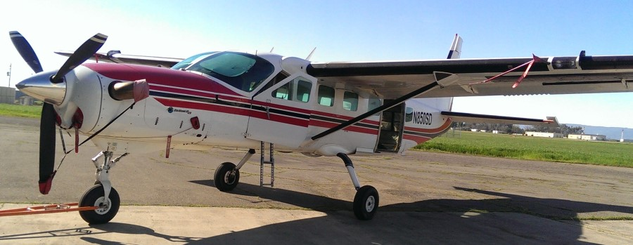 Skydiver Driver: Jump Plane for Sale: 1997 Grand Caravan