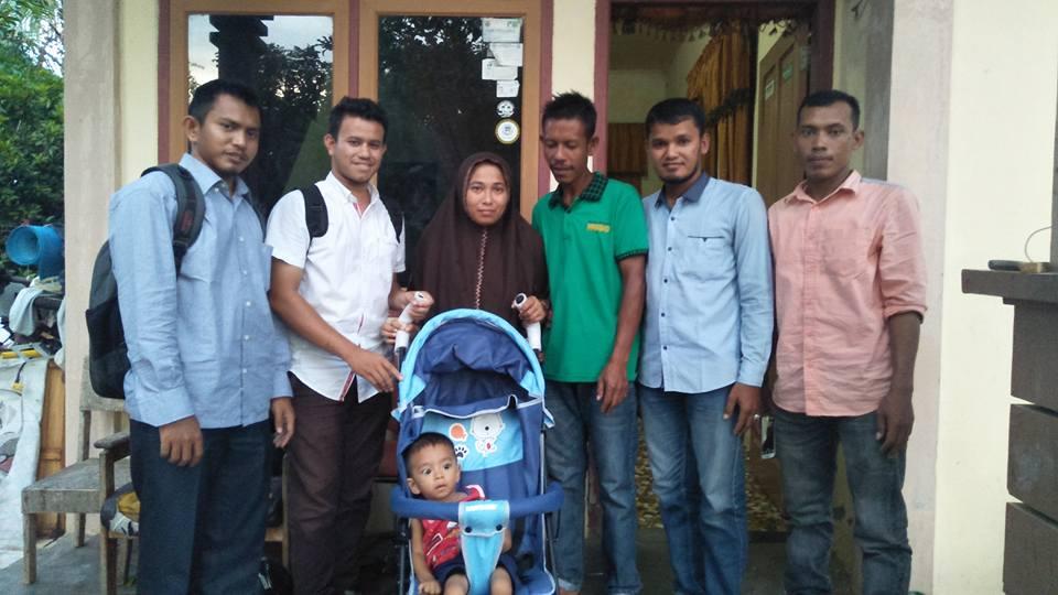 Lembaga Peduli Dhuafa Santuni  Anak Penderita Lumpuh Layu & Bocor Jantung