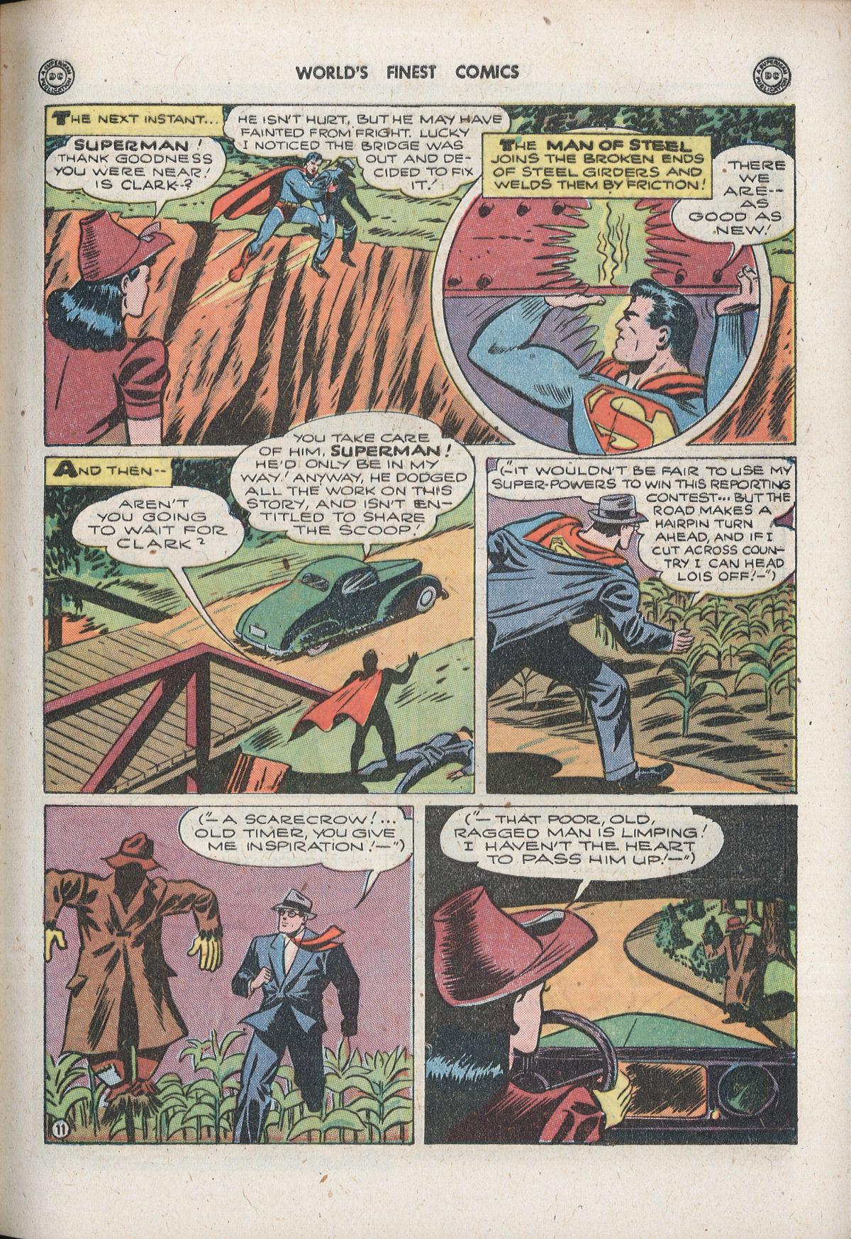 Read online World's Finest Comics comic -  Issue #33 - 13