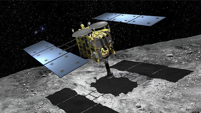 Particles collected by Hayabusa give absolute age of asteroid Itokawa