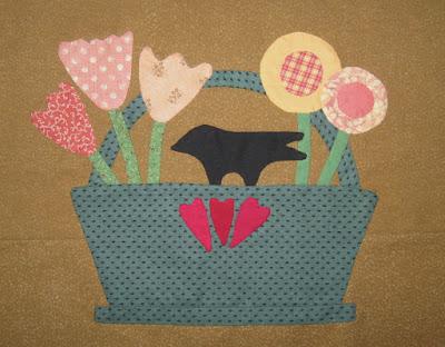 Baskets of Plenty #6 of Cheri Payne's sew-along