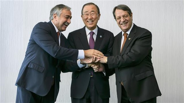 Negotiations on reunification of Cyprus make headway: UN