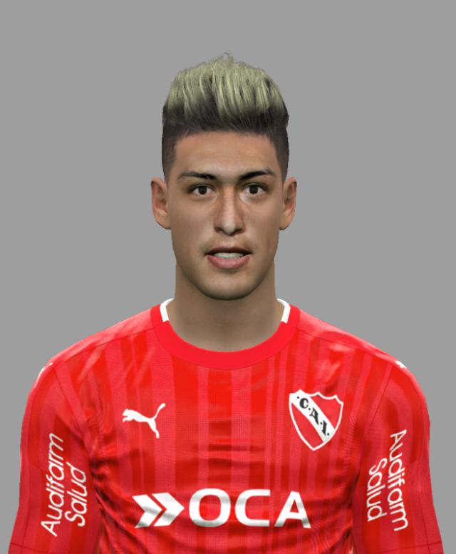 Ultigamerz Pes 2010 Pes 2011 Face: Ultigamerz: PES 2017 Emiliano Rigoni (Club Atlético