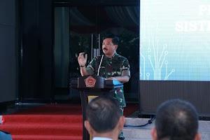 Panglima TNI: Satsiber TNI Melindungi Infrastruktur Kritis TNI
