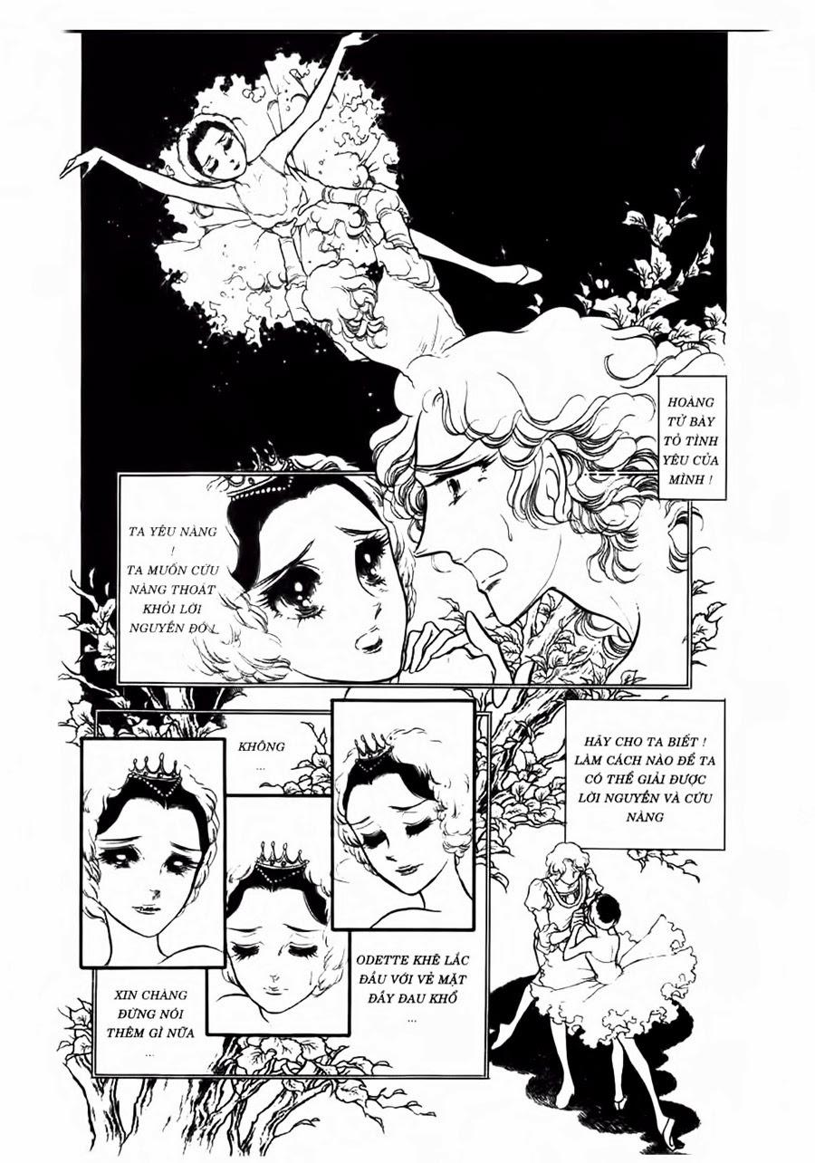 Swan - Vũ Khúc Thiên Nga Chap 45 - Next Chap 46