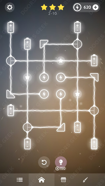 Laser Overload [Beginner] Level 2-10 Solution, Walkthrough, Cheats
