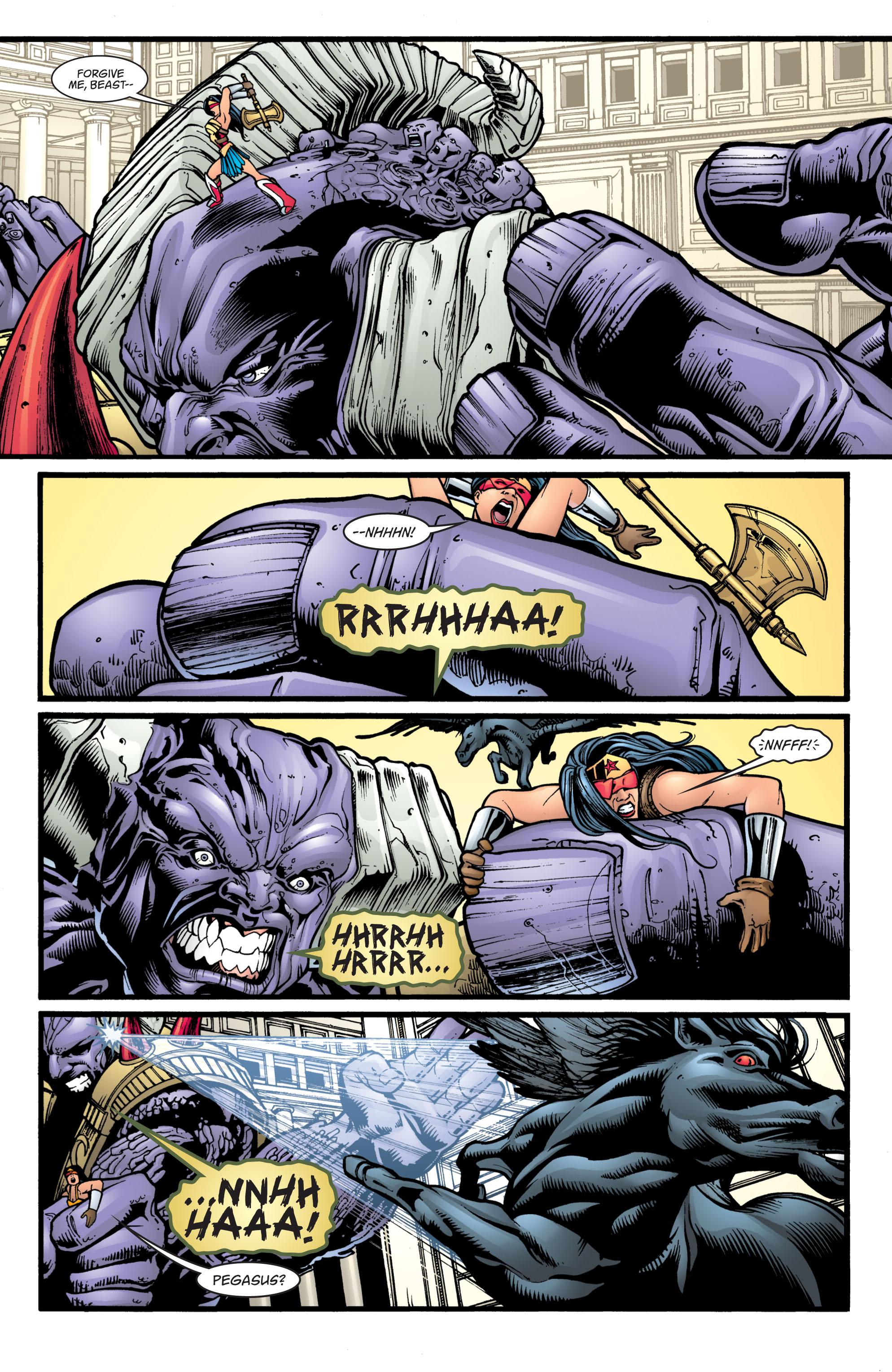 Read online Wonder Woman (1987) comic -  Issue #213 - 8