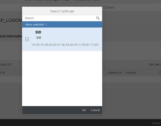 Configuration and setup HANA XS Apps with HANA DB SSO (BASIS Activities)