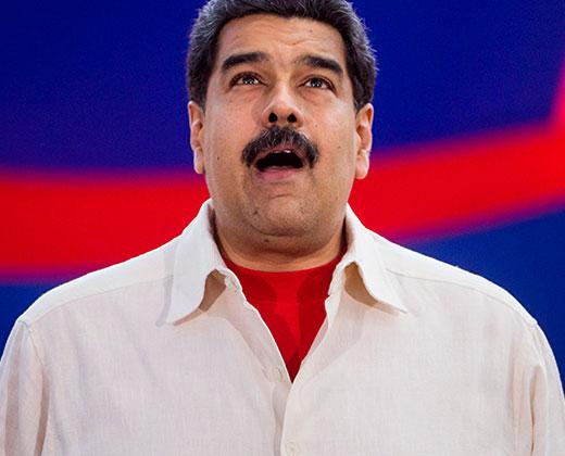 """Maduro dejará """"sin efecto"""" el racionamiento eléctrico desde este lunes"""