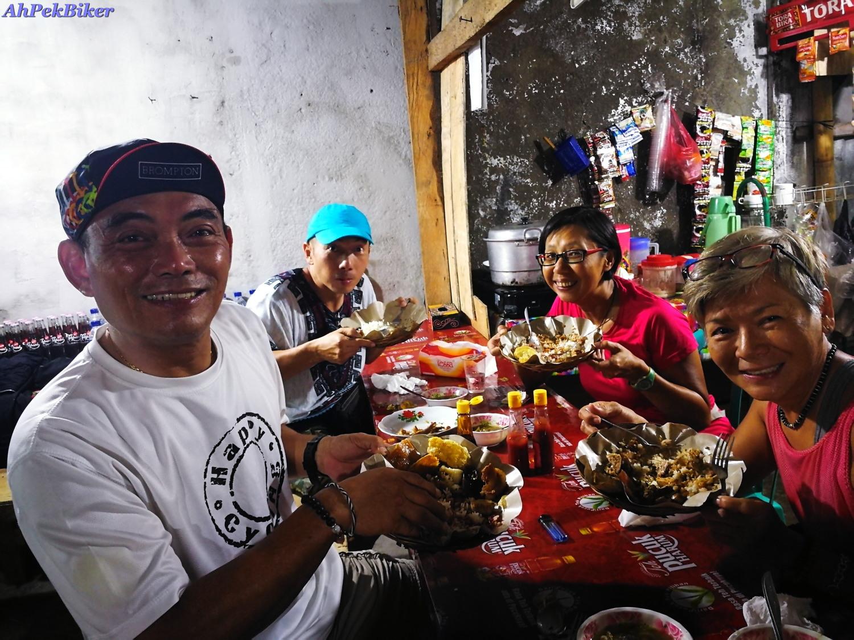 Ahpek Biker Old Dog Rides Again Cycling In Indonesia Bali 2018