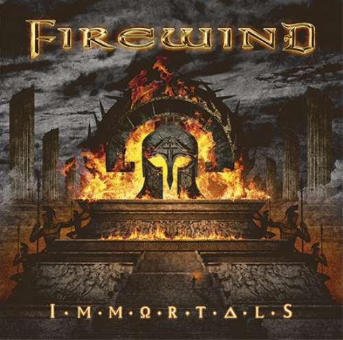 "FIREWIND: Ακούστε το ""Hands Of Time"" απο το επερχόμενο νέο album"