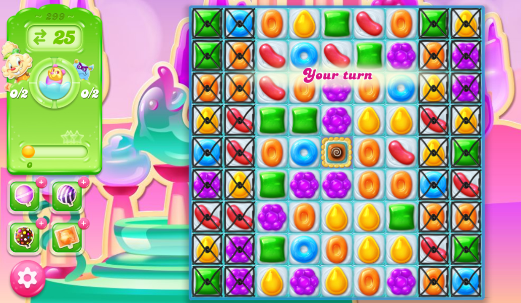 Candy Crush Jelly Saga 299