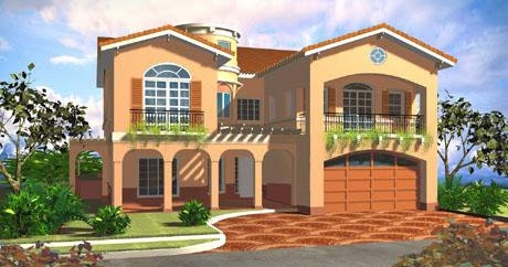 New home designs latest.: Modern homes exterior paint ... on Modern House Painting Ideas  id=81533