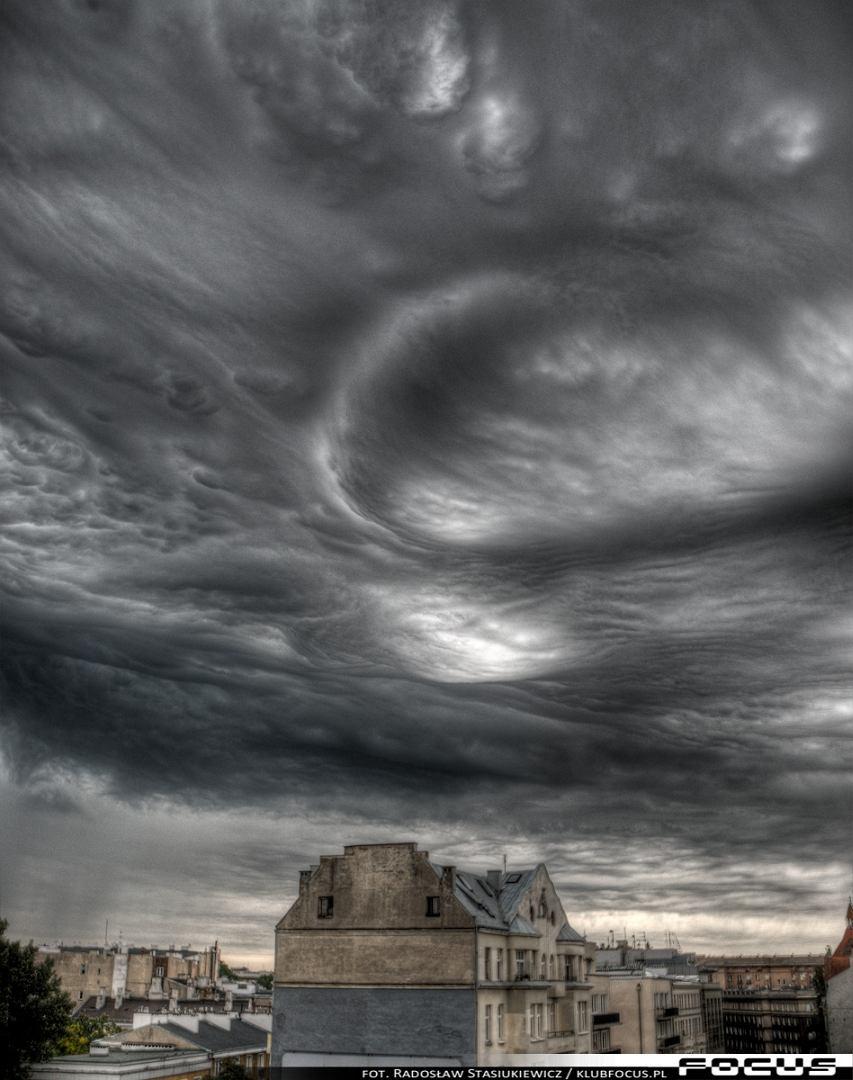 Tempestade e Chuva