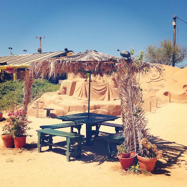 FIESA Sculpture de sable