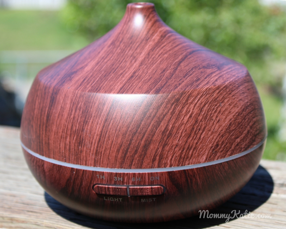 #Giveaway Tenswall Aromatherapy Essential Oil Diffuser