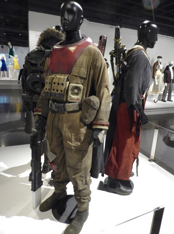 Baze Malbus Rogue One film costume