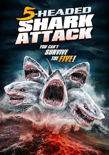 Baixa O Ataque do Tubarão de 5 Cabeças Dublado 2017