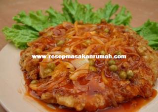 Resep Fuyunghai Daging Sapi Enak Lezat dan Sederhana