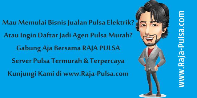 Raja-Pulsa.com Web Resmi Raja Pulsa CV Raja Multi Solusindo