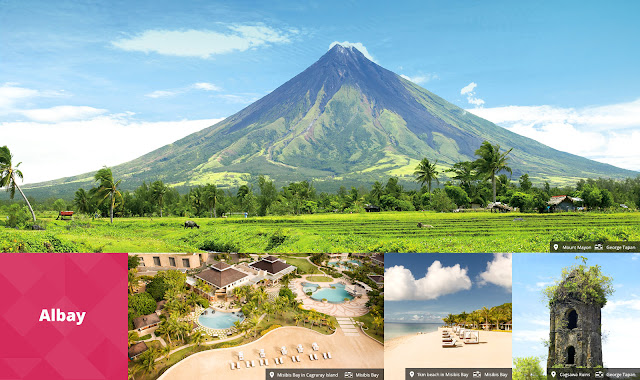 Mayon Volcano is an active stratovolcano in the Philippine province of Albay.