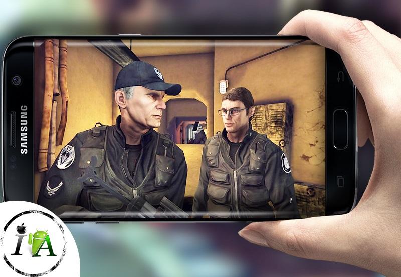 تحميل لعبة Stargate SG1 Unleashed افضل لعبة اكشن ومغامرات للاندرويد: