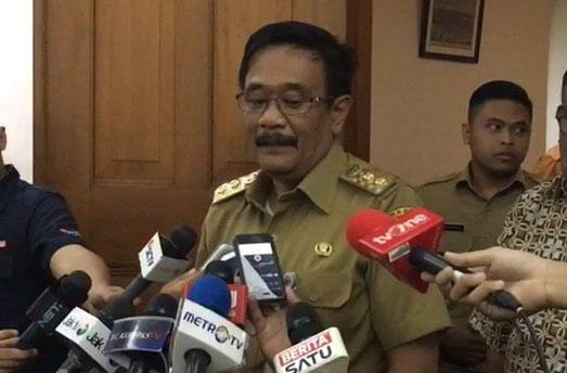 Tak Bisa Atasi Macet Meski Jokowi Sudah Presiden, Djarot Minta Maaf