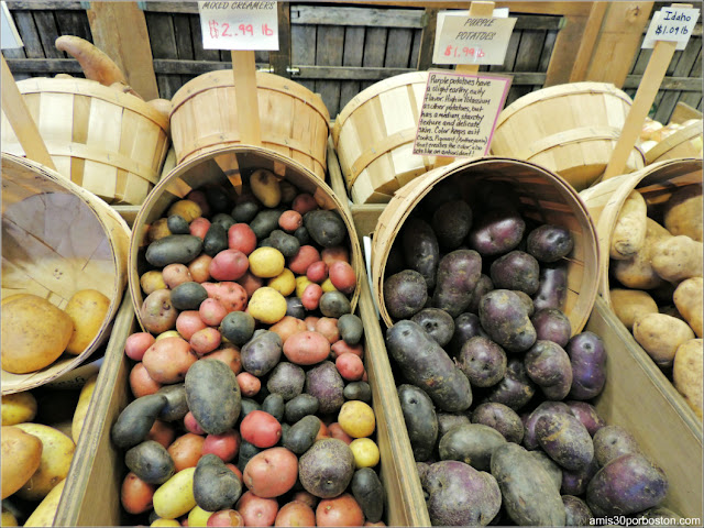 Applecrest Farm Market: Patatas
