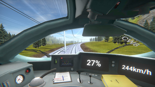 High Speed Trains PC Game