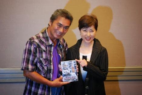 Kenji Ohba dan Wakiko Kano